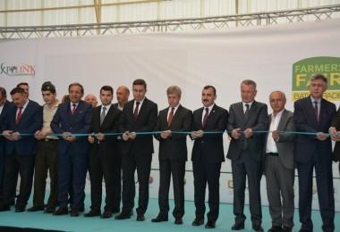 Farmers Fairs Batı Karadeniz 3. Gıda, Tarım ve Hayvancılık Fuarı Açıldı