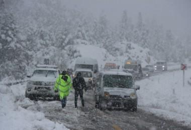 Meteoroloji'den Kar Ve Zirai Don Bildirisi