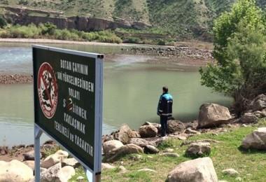Botan Vadisinde Kaçak Balık Avlanmaya Sıkı Denetim