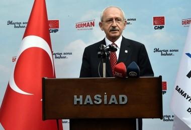 Kılıçdaroğlu: Saman Dışardan, Canlı Hayvan Dışardan; Her Şey Dışardan