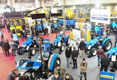 New Holland, İzmir Agroexpo 2020'de Çiftçilerle Buluşuyor