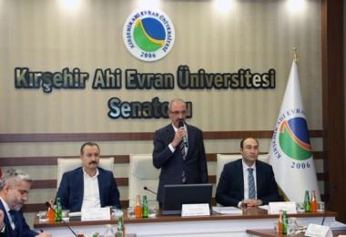 KOP Bölgesi Üniversiteler Birliği (UNİKOP) Örnek Oluyor