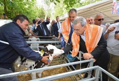 Kocaoğlu: Türkiye, İzmir tarım modelini örnek almalı