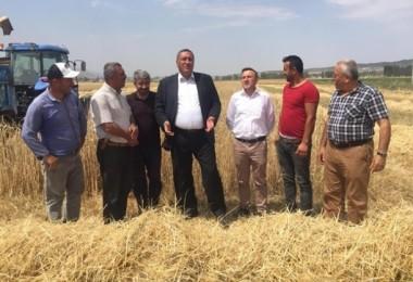 """Gürer: """"Devletin Ofisi Ortada Yok, Çiftçi Tüccara Mahkûm"""""""