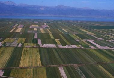 Konya Ovası Sulama Projesi Kapsamında 14 Bin Futbol Sahası Kadar Alan Daha Suya Kavuşuyor