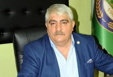 """Yalova Ziraat Odası Başkanı Şaban Beşli: """"Yalova'da tarım bitiyor"""""""