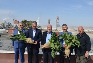 Elitaş: Kayseri Şeker Türkiye'nin Gururu Haline Geldi