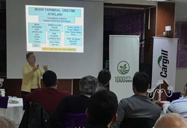 '1000 Çiftçi 1000 Bereket' Programı,  Sürdürülebilir Tarım Uygulamalarını Yaygınlaştırmayı Hedefliyor