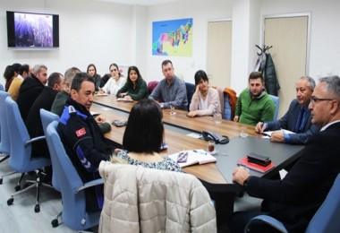 Yalova'da Palmiye Kırmızı Böcek Toplantısı Yapıldı