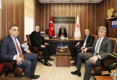 Samsun'da Hayvancılık Sektörel Değerlendirme Toplantısı Düzenlendi