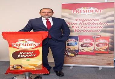 Avrupa'nın Peynir Ustası Président, Türkiye Pazarına Adım Attı!