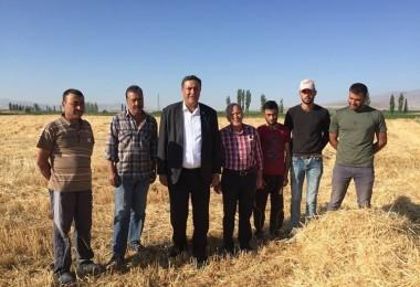 """Gürer: """"AK Parti'nin bitirdiği tarımı CHP yeniden diriltecek"""""""