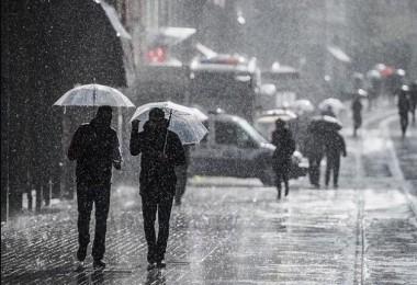 Son dakika: Meteoroloji verilerine göre yurtta hava durumu