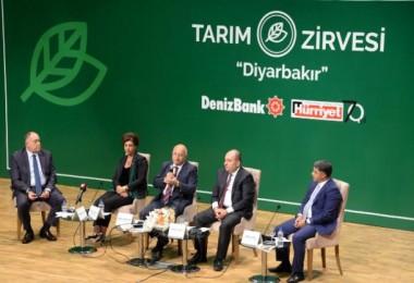 Diyarbakır'da Tarım Zirvesi