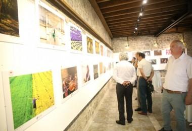 Giresun'da Tarım ve İnsan Konulu Fotoğraf Sergisi Açıldı