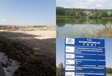 Mehdi Eker'in Türkiye Milli Botanik Bahçesi Projesine Acımadılar