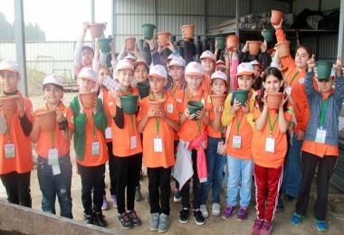 Yalova'da Lider Çocuk Tarım Kampı Yapılıyor