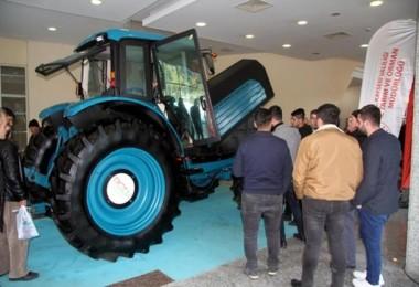 Yerli Ve Milli Elektrikli Traktöre Yoğun İlgi