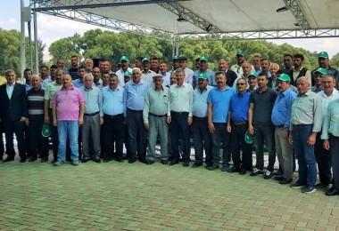 Başkan Akay; Ülkemizin Kalkınmasında En Öncelikli Konu Özellikle Tarımsal Üretimdir