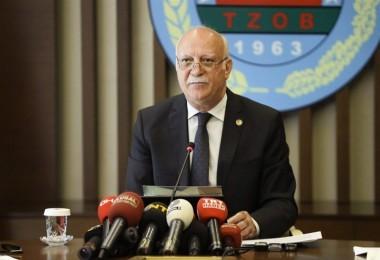 TZOB Genel Başkanı Bayraktar, kurbanlık fiyatlarını açıkladı…