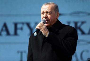 Erdoğan: 3 milyar 24 milyon 159 bin lira tarımsal destek ödenecek