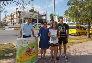 Antalya'da 7 Binden Fazla Tüketici Bilgilendirildi