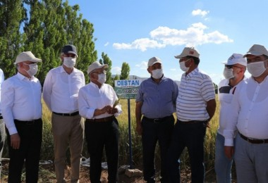 Yerli Ve Milli Tohumun Ulaşmadığı Çiftçi Kalmasın