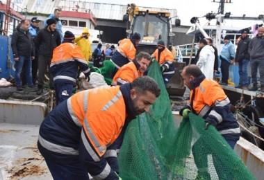 İstanbul Boğazı Ve Marmara'da Geniş Çaplı Denetim