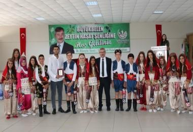 Saruhanlı Belediyesi 'Zeytin Hasat Şenliği' Düzenlendi