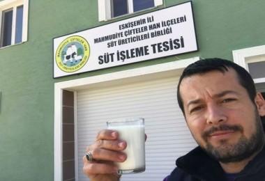 Halk Süt Projesi İle Üreticiler Kazanacak