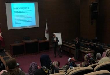 Akademili Kadınlar Tarımda Girişimcilik Ve Yeni İş Fikirleri Eğitiminde