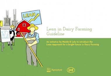 Çiftlik Yönetimine Yeni Bir Bakış Açısı 'Süt Hayvancılığında Yalınlık'