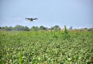 Tarımsal İlaçlamada Drone Dönemi
