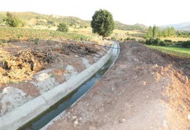 Diyarbakır'da 10 Bin Dönüm Tarım Arazisi Suya Kavuşacak