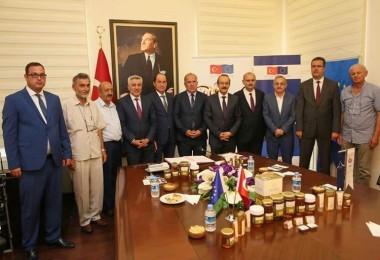 Vali Yavuz: Ordu Türkiye bal üretiminin % 14.68'ini gerçekleştiriyor