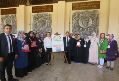 Düzce'li Kadın Girişimciler Kastamonu'da Ödül Aldılar