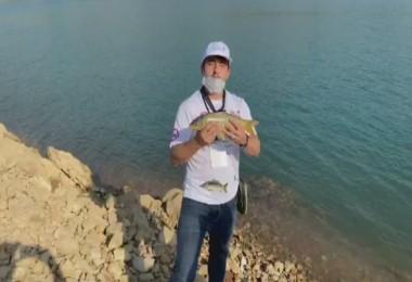Kahramanmaraş 1. Ulusal Sazan Balığı Yakalama Yarışması yapıldı