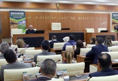 Erzurum Büyükşehir'den 'İklim Eylem Planı' Çalıştayı