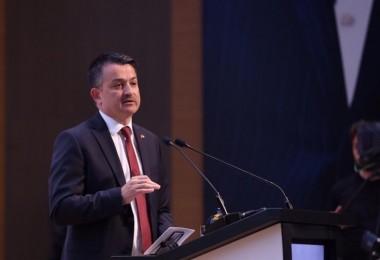 Bakan Pakdemirli'den kanolaya destek açıklaması