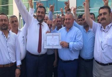 MHP'li Vekil Saray Önünde Fındık İçin Çadır Kuracak