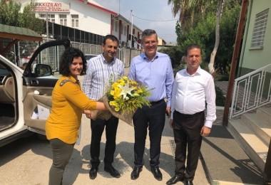 CHP Adana Milletvekillerinden Yüreğir Ziraat Odasına Ziyaret
