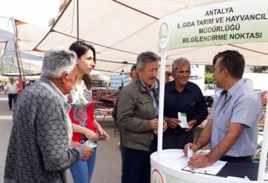 Antalya'da Gıda Güvenliği Bilinci Artıyor