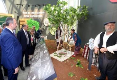 Gaziantep'te Dünyanın İlk Ve Tek Fıstık Müzesi Açıldı