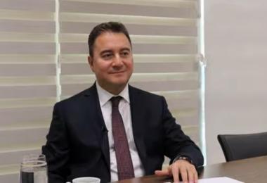Ali Babacan'dan Tarımsal Üretim Hakkında Flaş Açıklama