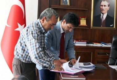 Bireysel Sulama Desteğinden Yararlanacak Çiftçiler Hibe Sözleşmelerini İmzaladı