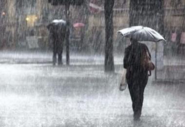 Son dakika... Meteoroloji'den O İller İçin Yağış Uyarısı