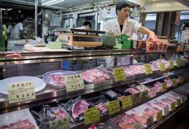 Küresel Gıda Fiyatları Nisan Ayında Daha Da Düştü