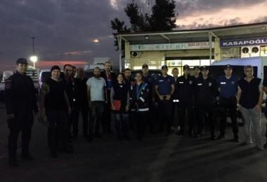 Rize'de Balık Denetimlerinde 4,5 Ton Balığa El Konuldu