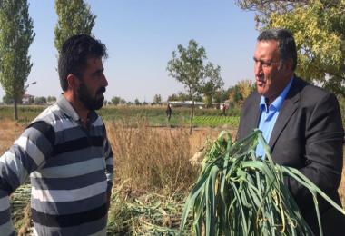 """Gürer: """"Tarım Sektöründeki Belirsizlik, Çiftçileri Karamsarlığa Sürükledi"""""""