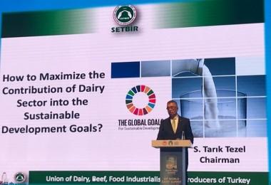 Tezel: Süt Ürünleri İmalatında 48 Bin Kişi Çalışıyor